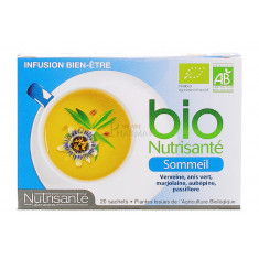 SOMMEIL INFUSION BIO NUTRISANTE x 20