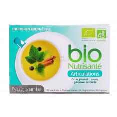 ARTICULATIONS INFUSION BIO NUTRISANTE x 20