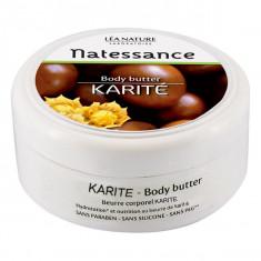 NATESSANCE BEURRE CORPOREL AU KARITE 200G