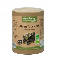Nat&Form Algue Fucus BIO 200 gélules
