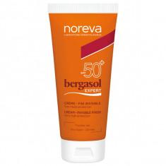NOREVA Bergasol Crème Fini Invisible SPF50+ - 50ml
