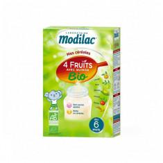 MODILAC 4 Fruits avec Quinoa BIO Dès 6 Mois 230g