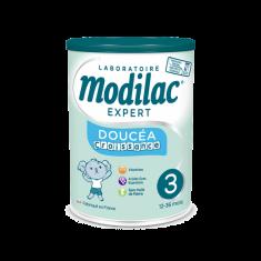 MODILAC Expert 3 Doucea Croissance Lait en Poudre (12 - 36 mois) 800g