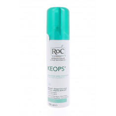 KEOPS DEODORANT SPRAY FRAICHEUR ROC 100ML