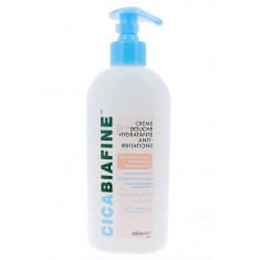 CICABIAFINE CREME DOUCHE HYDRATANTE ANTI-IRRITATIONS 400ML
