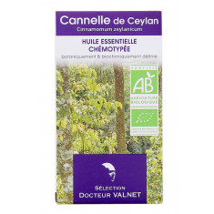 HUILE ESSENTIELLE DE CANNELLE DOCTEUR VALNET 5ML