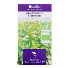 HUILE ESSENTIELLE DE BASILIC DOCTEUR VALNET 10ML