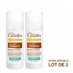 ROGE CAVAILLES Déo-Soin Dermato Stick 2x40ml