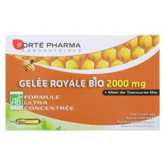 GELEE ROYALE BIO 2000MG FORTE PHARMA 20 AMPOULES