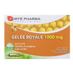GELEE ROYALE 1000MG FORTE PHARMA AMPOULES