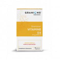 GRANIONS Vitamine D3 - 60 gélules