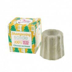 LAMAZUNA Shampooing Solide PIN SYLVESTRE Cheveux Normaux 55g