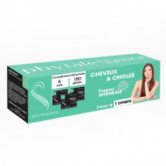 PHYTALESSENCE Cheveux & Ongles 180 gélules