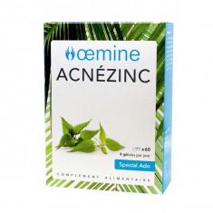 OEMINE ACNEZINC 60 gélules
