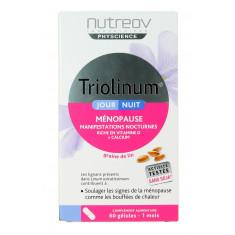 TRIOLINUM Jour & Nuit Ménopause Nutreov 60 gélules