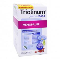 TRIOLINUM Jour & Nuit Ménopause Nutreov 120 gélules