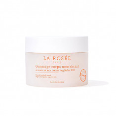 LA ROSEE Gommage Corps Nourrissant 200g