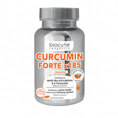 BIOCYTE Longevity Curcumin Forte x185 Liposomal 90 capsules