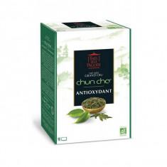 THES DE LA PAGODE - Thé Vert Chun Cha BIO - 90 sachets