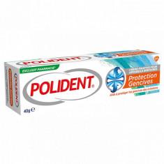 POLIDENT Protection Gencives Crème Fixative Pour Appareils Dentaires 40g