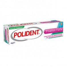 POLIDENT Fixation Forte Crème Fixative pour Appareils Dentaires 40g