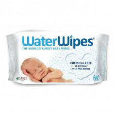 WATERWIPES Lingettes Bébé 60 lingettes