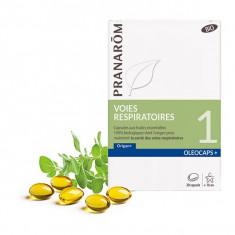 PRANAROM Oleocaps 1 Nez Gorge - 30 capsules