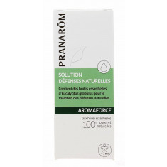 AROMAFORCE SOLUTION DEFENSES NATURELLES PRANAROM