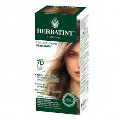 HERBATINT Soin Colorant Permanent Blond Doré 7D