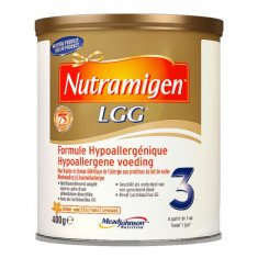 NUTRAMIGEN 3LGG Lait en poudre 12 mois - 400g