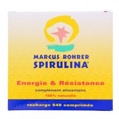 SPIRULINA MARCUS ROHRER RECHARGE 540 COMPRIMES
