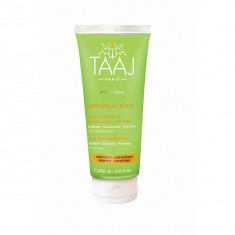 TAAJ ABHYANGA BODY GELEE DE DOUCHE GOURMANDE ALOE VERA 200ML