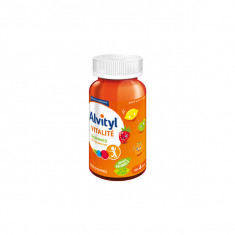 Alvityl Vitalité 10 Vitamines 60 Gommes
