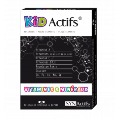 Aragan Kidactif 30Gel
