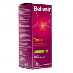 Belivair Toux Sirop 120Ml