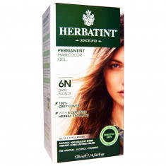HERBATINT SOIN COLORANT PERMANENT BLOND FONCE 6N