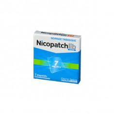 NICOPATCHLIB 7 mg/24 heures, dispositif transdermique – 7 sachets