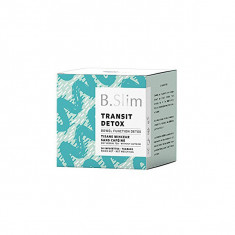 DIET WORLD B.SLIM TRANSIT DETOX TISANE MINCEUR 30 INFUSETTES