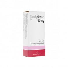 TARDYFERON 80 mg, comprimé pélliculés – 30 comprimés