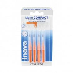 INAVA Mono Compact 1.2mm - ISO 3 (Orange) - 4 Brossettes